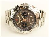 BREITLING Chronograph 43mm Stainless Steel A27362 SKYRACER
